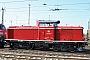 """MaK 1000229 - DB Fahrwegdienste """"212 093-9"""" 21.03.2009 - Weil am RheinTheo Stolz"""