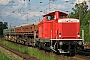 "MaK 1000230 - DB Fahrwegdienste ""212 094-7"" 18.05.2009 - Ludwigsfelde, Betriebsbahnhof Genshagener HeideNorman Gottberg"