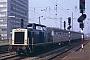 "MaK 1000231 - DB ""212 095-4"" 05.08.1981 - Essen, HauptbahnhofMichael Kuschke"