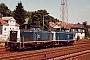 """MaK 1000233 - DB AG""""212 097-0"""" 11.07.1994 Remscheid-Lennep,Bahnhof [D] Andreas Kabelitz"""