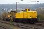 "MaK 1000233 - DB Bahnbau ""212 097-0"" 31.10.2011 - Siegen-OstEckard Wirth"