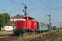 "MaK 1000236 - BayBa ""212 100-2"" 22.07.2006 Nördlingen,Bahnhof [D] Dennis Hopf"