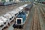 """MaK 1000238 - DB """"212 102-8"""" 18.08.1993 Schweinfurt,Bahnhof [D] Norbert Schmitz"""