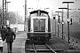 "MaK 1000241 - DB ""212 105-1"" 29.02.1980 Bottrop,Hauptbahnhof [D] Michael Hafenrichter"