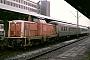 """MaK 1000242 - DB AG """"212 106-9"""" 02.01.1994 Braunschweig,Hauptbahnhof [D] Willem Eggers"""
