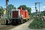 """MaK 1000242 - DB """"212 106-9"""" 13.06.1988 Goslar [D] Werner Brutzer"""