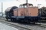 """MaK 1000245 - HEG """"V 32"""" 05.08.1987 - Bad HersfeldIngmar Weidig"""