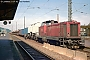 "MaK 1000245 - HEG ""V 32"" 21.07.1983 BadHersfeld,Bahnhof [D] Norbert Schmitz"