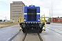 """MaK 1000245 - Wincanton """"40"""" 08.08.2010 Mannheim,Hafen [D] Ernst Lauer"""