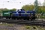 """MaK 1000245 - Rhenus Rail """"40"""" 25.04.2012 - Mannheim, HauptbahnhofErnst Lauer"""