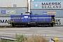 """MaK 1000245 - Rhenus Rail """"40"""" 15.12.2013 Mannheim,Hafen [D] Ernst Lauer"""