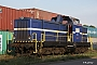 """MaK 1000245 - Rhenus Rail """"40"""" 13.06.2014 Mannheim,Hafen [D] Alexander Leroy"""