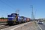 "MaK 1000245 - Rhenus Rail ""40"" 10.07.2015 Mannheim [D] Robin Asiédu"