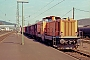 "MaK 1000245 - HEG ""V 32"" 25.04.1988 BadHersfeld,Bahnhof [D] Frank Edgar"