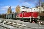 """MaK 1000247 - HzL """"V 122"""" 12.11.1985 Hechingen-Landesbahn [D] Stefan Motz"""
