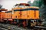 """MaK 1000250 - WHE """"15"""" 08.09.1985 - Herne-Crange, Bahnhof Wanne WesthafenMalte Werning"""