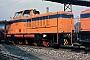 "MaK 1000250 - WBHE ""V 15"" 05.09.1982 - Herne-Crange, Wanne-Westhafen Frank Glaubitz"