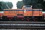 "MaK 1000250 - WBHE ""V 15"" 04.09.1988 - Herne-Crange, Wanne-Westhafen Michael Kuschke"