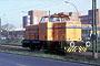 "MaK 1000253 - Rhenus-WTAG ""II"" 03.05.1988 - Berlin, Rangierbahnhof NonnendammIngmar Weidig"