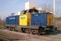 """MaK 1000255 - NWC """"V 131"""" 14.02.2006 - Hamburg-BillbrookBaldur Westphal"""