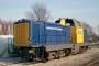 """MaK 1000255 - NWC """"V 131"""" 14.02.2006 Hamburg-Billbrook [D] Baldur Westphal"""