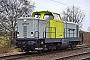"MaK 1000255 - CCW ""V 131"" 28.12.2016 - Hamburg-MoorburgJens Vollertsen"
