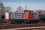 "MaK 1000256 - TWE ""132"" 08.02.2015 Hamburg,BahnhofHoheSchaar [D] Malte Werning"