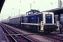 "MaK 1000259 - DB ""290 001-7"" 11.08.1984 - KehlIngmar Weidig"