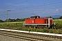 """MaK 1000260 - DB Cargo """"290 002-5"""" 13.08.1999 - AppenweierWerner Brutzer"""