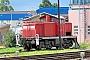 """MaK 1000261 - Railsystems """"290 003-3"""" 10.08.2016 - GothaErnst Lauer"""