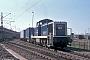 "MaK 1000261 - DB ""290 003-3"" 23.04.1987 - Mannheim, RangierbahnhofMartin Welzel"