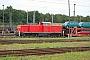 "MaK 1000261 - Railion ""290 003-3"" 13.09.2007 - SeddinRudi Lautenbach"