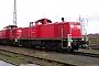 """MaK 1000262 - DB Cargo """"290 504-0"""" 06.02.2004 - Rostock, Werk Rostock-SeehafenPeter Wegner"""