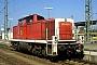 """MaK 1000264 - DB Cargo """"290 006-6"""" 27.07.2001 - Karlsruhe, HauptbahnhofWerner Brutzer"""