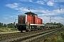 """MaK 1000264 - DB Cargo """"290 006-6"""" 21.09.1999 - Baden-BadenWerner Brutzer"""