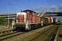 """MaK 1000266 - DB Cargo """"290 008-2"""" 05.07.2000 - KarlsdorfWerner Brutzer"""