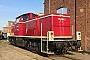 """MaK 1000266 - Railsystems """"290 008-2"""" 01.08.2015 - GothaSteffen Müller"""