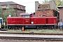 """MaK 1000266 - Railsystems """"290 008-2"""" 13.10.2017 - Gotha RailsystemsErnst Lauer"""