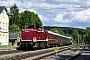 "MaK 1000266 - Railsystems ""290 008-2"" 01.06.2019 - Schlettau (Erzgebirge)Thomas Leyh"