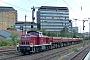 """MaK 1000266 - Railsystems """"290 008-2"""" 17.06.2019 - Düsseldorf-RathWolfgang Platz"""