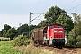 "MaK 1000267 - Railion ""290 509-9"" 27.07.2007 - Meerbusch-Ossum-B�singhovenPatrick Böttger"