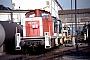 """MaK 1000268 - DB AG """"290 010-8"""" 21.07.1996 - Mannheim, Bahnbetriebswerk RangierbahnhofErnst Lauer"""