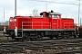 "MaK 1000272 - Railion ""290 514-9"" 12.01.2007 - Nürnberg, RangierbahnhofMarkus Rüther"