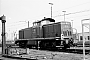 "MaK 1000273 - DB ""290 015-7"" 15.09.1974 - UlmKarl-Heinz Sprich (Archiv ILA Barths)"