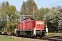 """MaK 1000274 - DB Schenker """"290 516-4"""" 21.04.2011 - Hamburg-WaltershofEdgar Albers"""