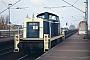 """MaK 1000275 - DB """"290 017-3"""" 21.11.1993 - Mannheim, HandelshafenErnst Lauer"""