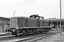 """MaK 1000275 - DB """"V 90 017"""" 10.06.1965 - Oberhausen, Bahnbetriebswerk HauptbahnhofWolf-Dietmar Loos"""