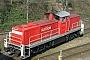 """MaK 1000278 - DB Schenker """"290 520-6"""" 07.03.2014 - Kornwestheim, RangierbahnhofHans-Martin Pawelczyk"""