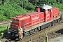 """MaK 1000278 - DB Cargo """"290 520-6"""" 05.08.2017 - Kornwestheim, RangierbahnhofHans-Martin Pawelczyk"""
