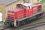 """MaK 1000278 - DB Cargo """"290 520-6"""" 04.11.2017 - Kornwestheim, RangierbahnhofHans-Martin Pawelczyk"""
